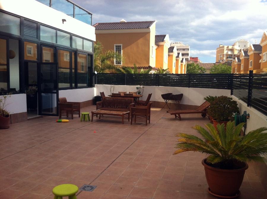 Foto reforma terraza estado inicial de instalaciones - Instalaciones y reformas ...