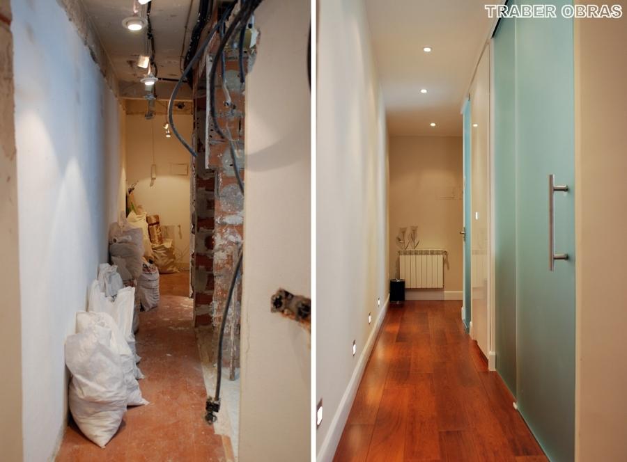 Foto a o 2010 reforma integral de vivienda por traber obras madrid barrio chueca de traber - Reformas de casas antiguas ...