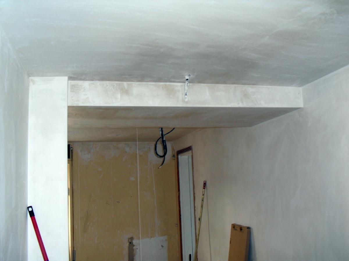 Foto reforma de vivienda yeso y cajon de escayola de - Planchas de yeso ...