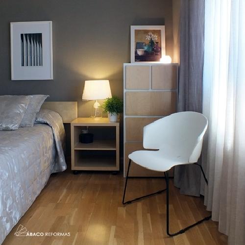 Reforma y decoración interior de vivienda