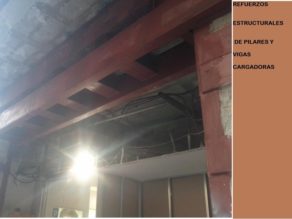 Foto refuerzo vigas de hormig n de metalicas dm 297152 - Precio vigas hormigon ...