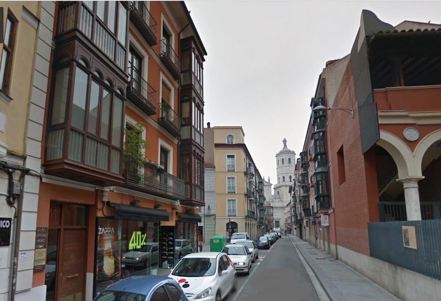 Rehabilitación de edificio histórico en el centro de Valladolid
