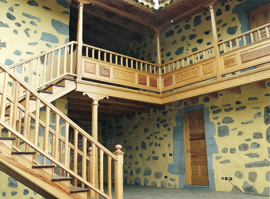 Foto rehabilitaci n casa antigua canaria de daiku carpinter a s l u 528533 habitissimo Rehabilitacion de casas antiguas