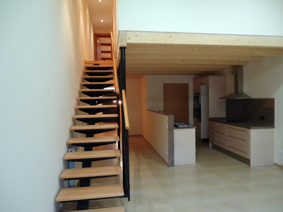 Foto rehabilitacion casa de pueblo de fusteria closa 359613 habitissimo - Rehabilitacion de casas ...
