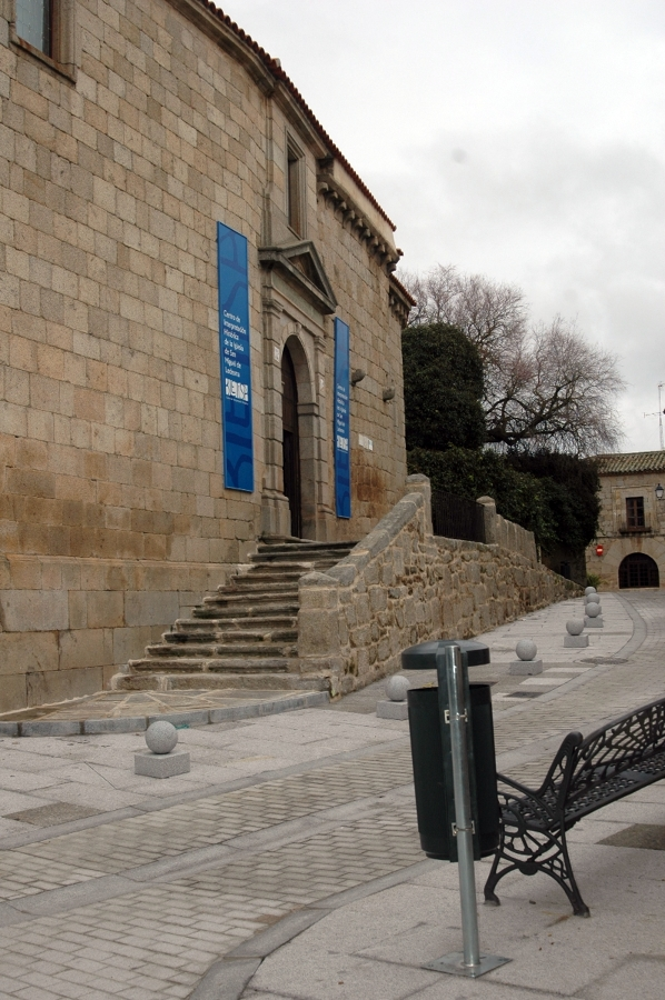 Foto rehabilitaci n centro hist rico de ledesma de - Arquitectos en salamanca ...
