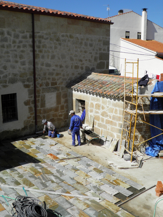 Rehabilitar casa antigua top casa antigua with - Rehabilitar casa antigua ...