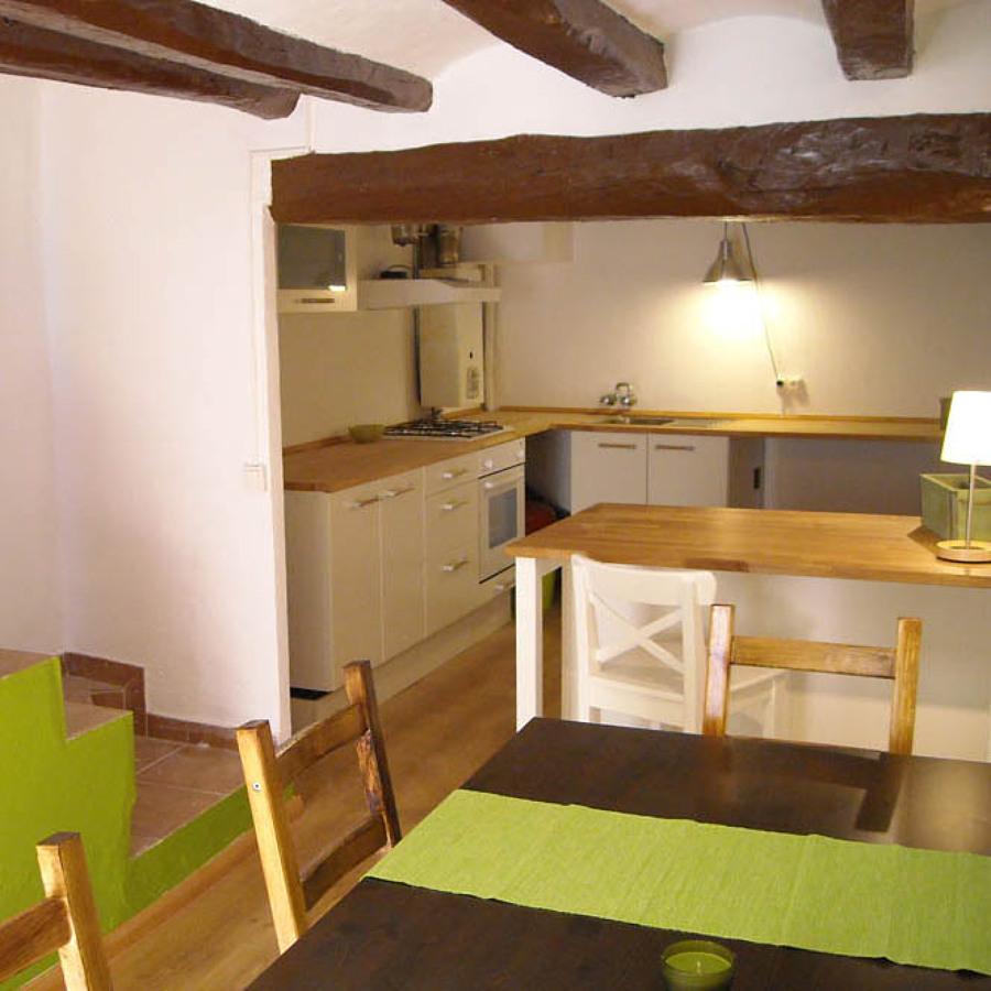 Rehabilitación de casa en Tarragona