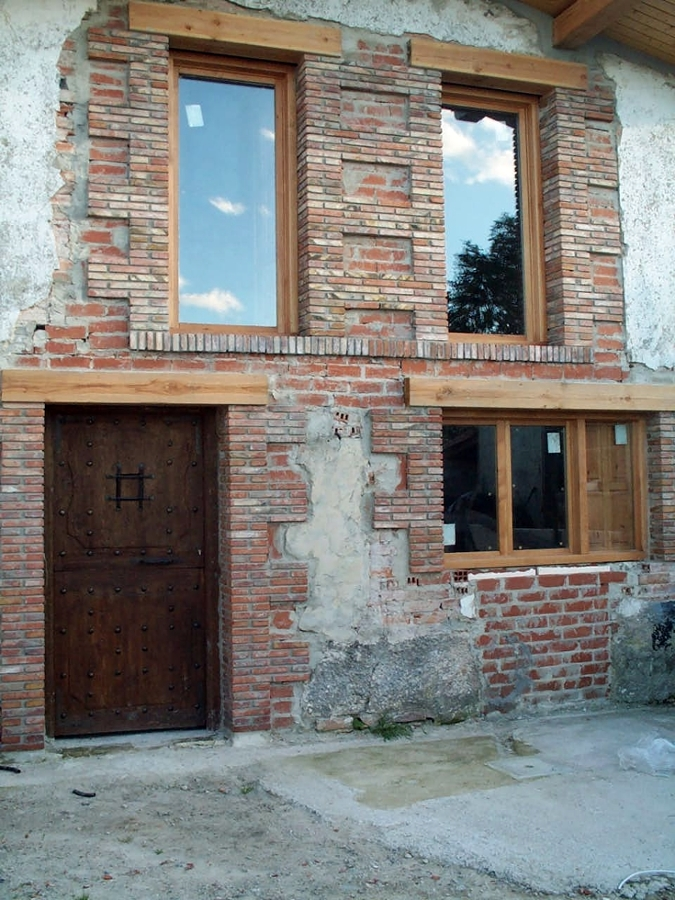 Marvelous REHABILITACION DE CASAS RURALES CON MATERIALES NOBLES.