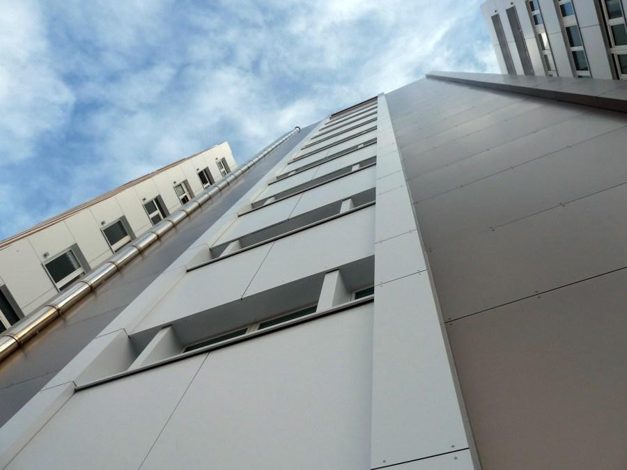 Rehabilitación de fachada, patios y medianeras