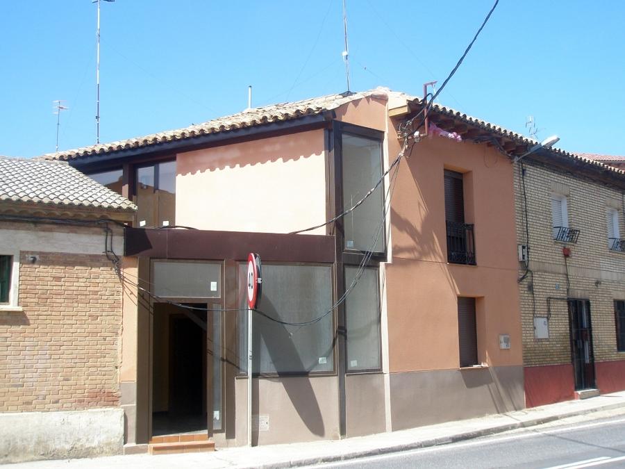 Rehabilitación de oficinas de Junta Local en Becilla de Valderaduey (Valladolid)