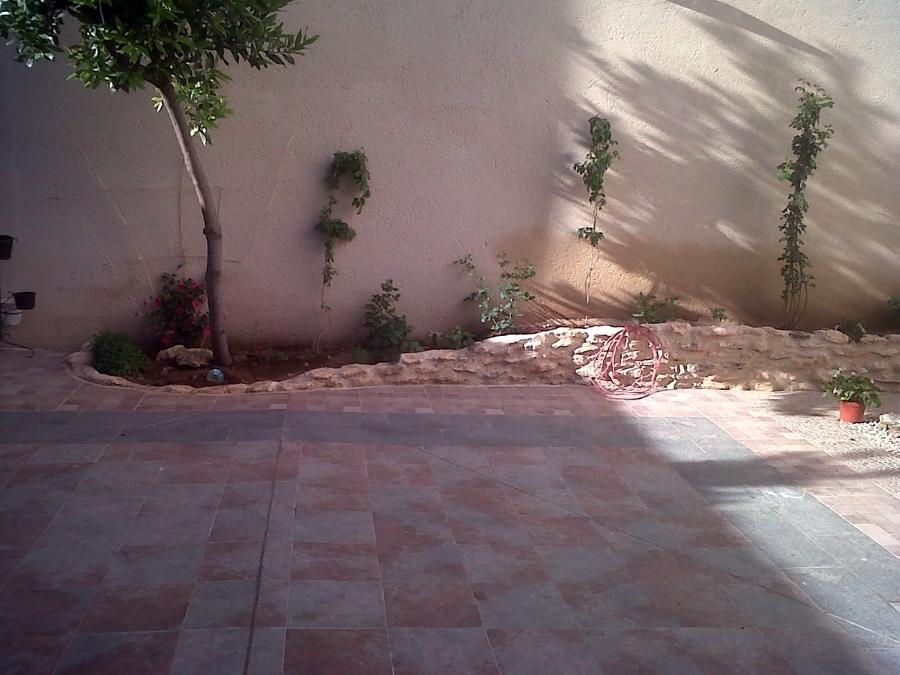Rehabilitacion de patio