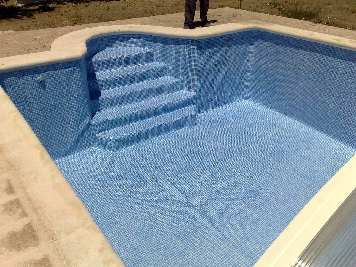 Foto rehabilitacion de piscina 1 de boimco for Piscina cubierta illescas