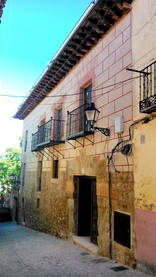 Rehabilitación de vivienda de 3 alturas en Sigüenza