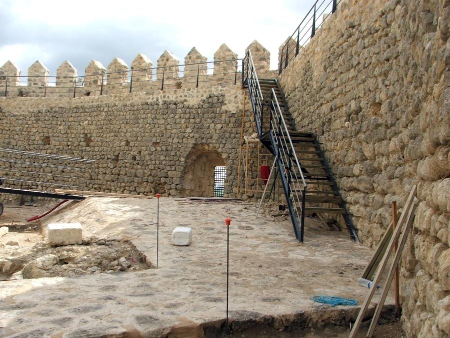 Foto rehabilitaci n del castillo de tiedra valladolid de arquitectos pascual garc a gallo - Arquitectos en valladolid ...