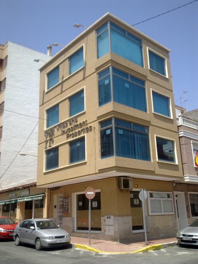Rehabilitación Edificio V.I.P. 2