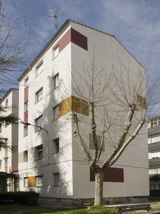 Rehabilitación de fachadas SATE