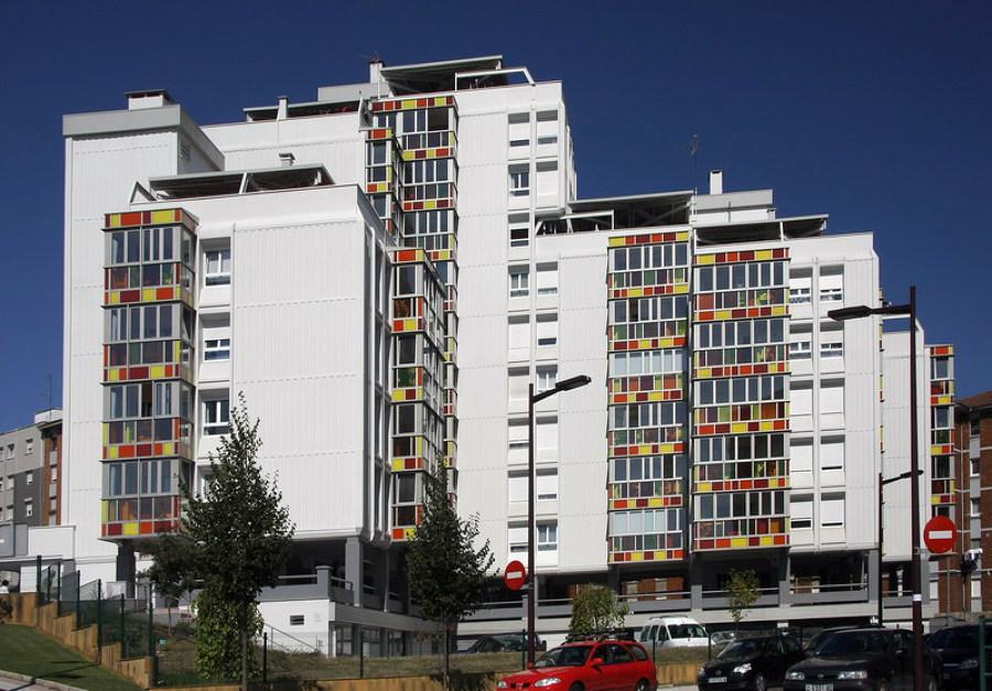 Rehabilitación integral de edificio. Cl. Conde Toreno, 56-58 - Gijón (Asturias)