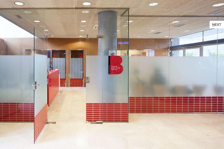 Foto rehabilitaci n oficinas de obra gest 559873 for Oficina sabadell sevilla