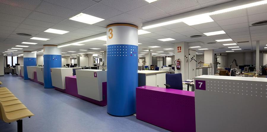 Foto rehabilitaci n oficinas de obra gest 559877 for Oficina sabadell sevilla