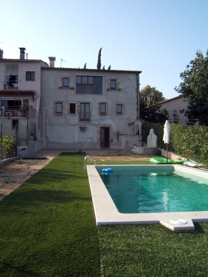 Rehabilitación vivenda unifamiliar Girona