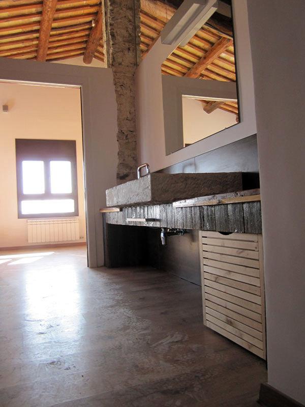 raddi ARQUITECTES Rehabilitación e interiorismo de vivienda unifamiliar