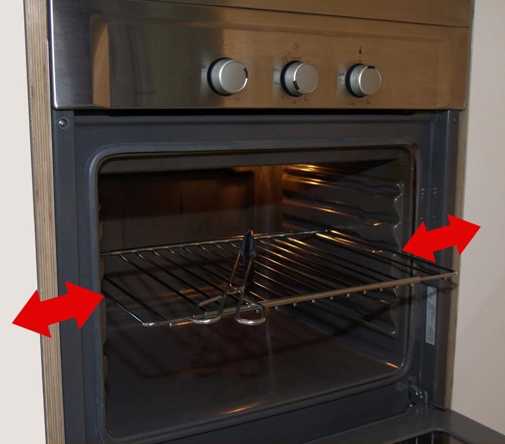 Foto rejilla para horno a medida de yacompra hogar s l for Medidas de hornos pequenos