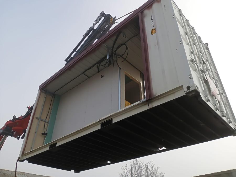 Vivienda Container