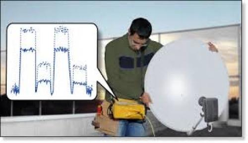 Foto reorientacion antenas parabolicas de antenas t v for Antenas parabolicas en granada