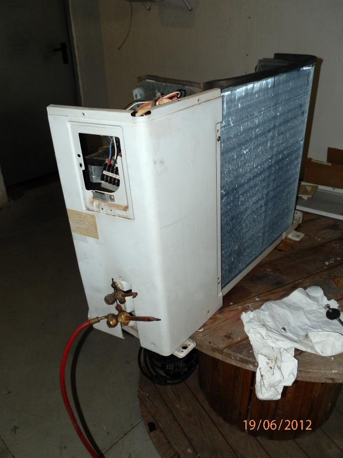 Foto reparacion de aire acondicionado de jorge camacho for Reparacion aire acondicionado zaragoza