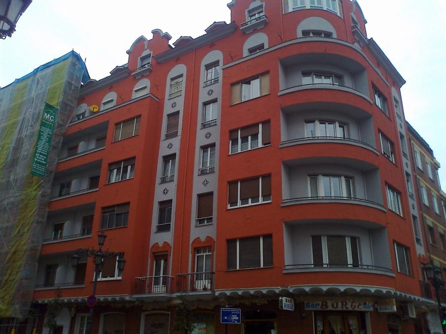 Foto reparacion de fachada en oviedo de arquitecto - Arquitectos oviedo ...