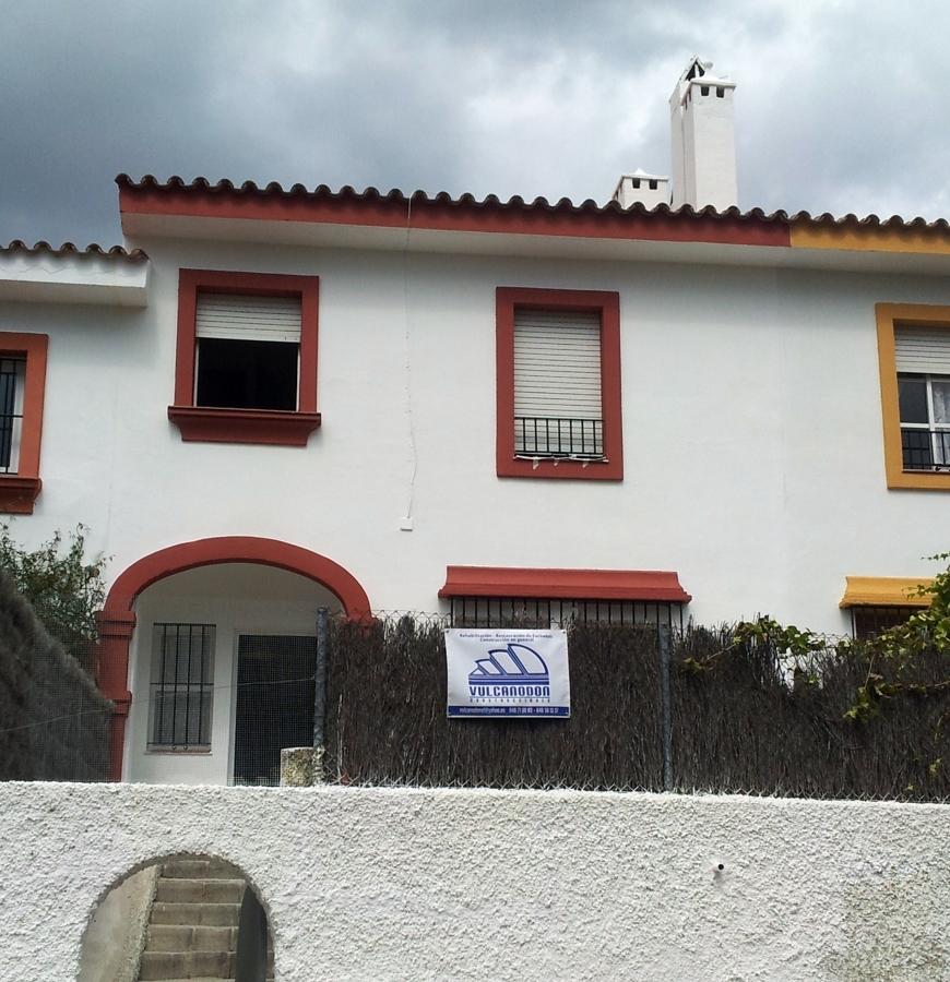 Reparación fachadas y reparación patios