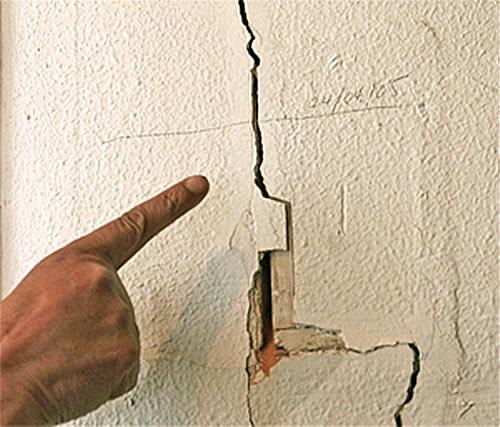 Resane de paredes