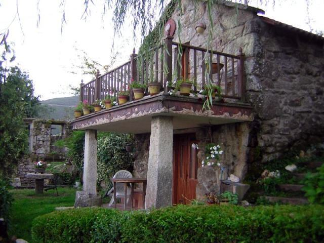 Foto restauraci n de casa antig a en guillade pontevedra - Restauracion de casas ...