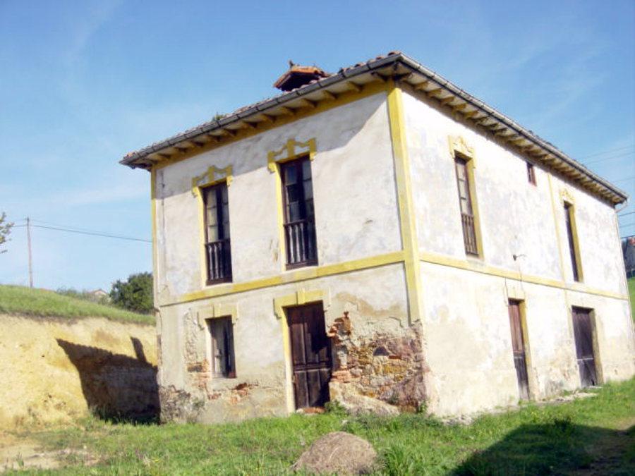 Foto restauracion de casa de aldea unifamiliar en villar - Restauracion de casas ...