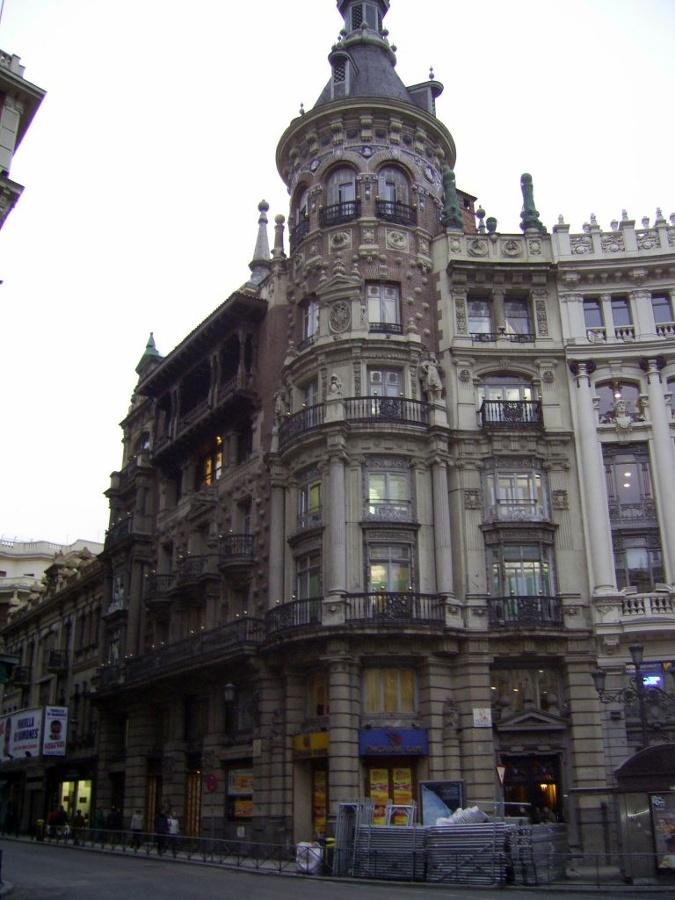 Restauración de fachadas ( antes )