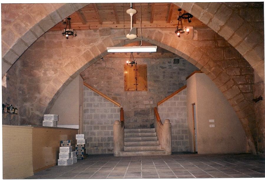 Restauración de local Bodega