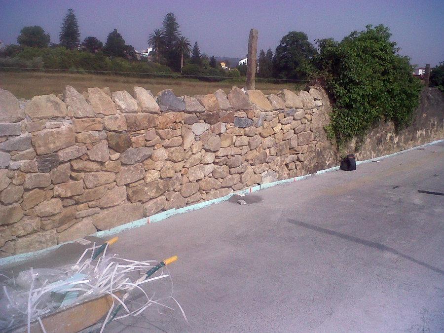 restauracion de muros y casas