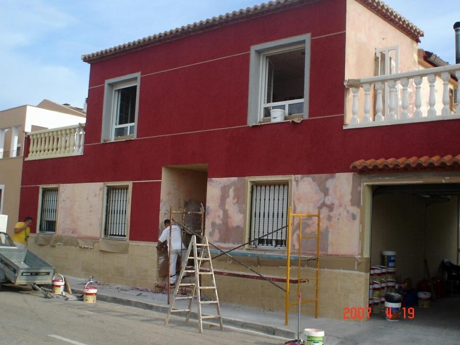 restauracion fachada