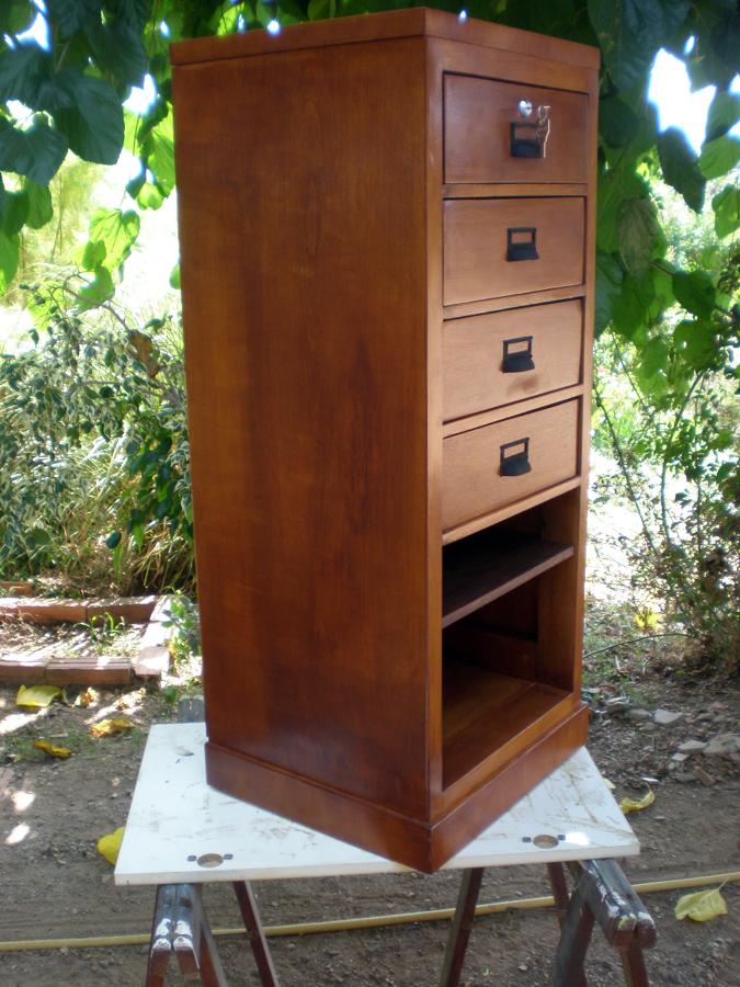 Foto restauraci n mueble de oficina de broca i trepant - Restauracion muebles zaragoza ...