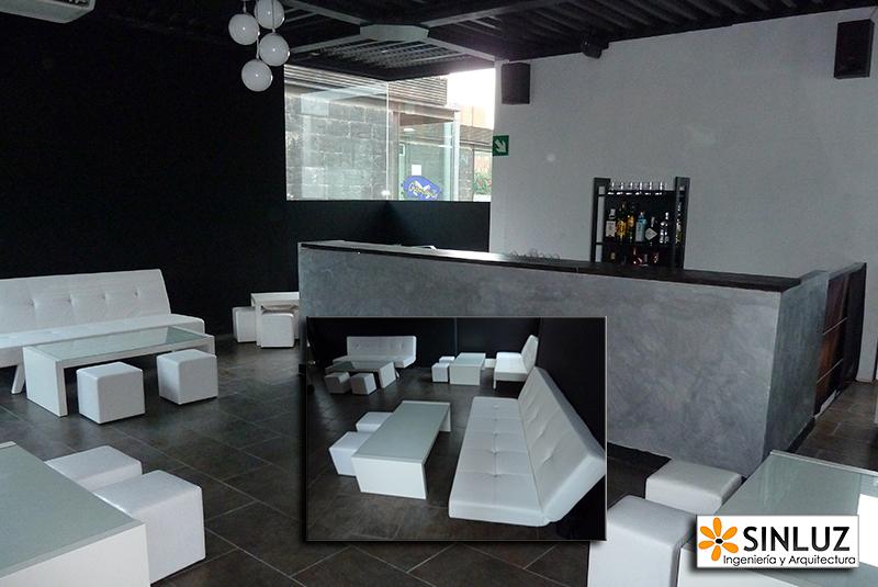 Restaurante-bar chill-out