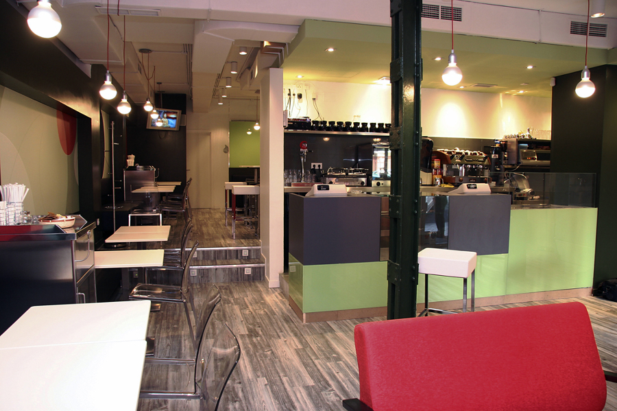 Restaurante Ere's en Claudio Coello, Madrid