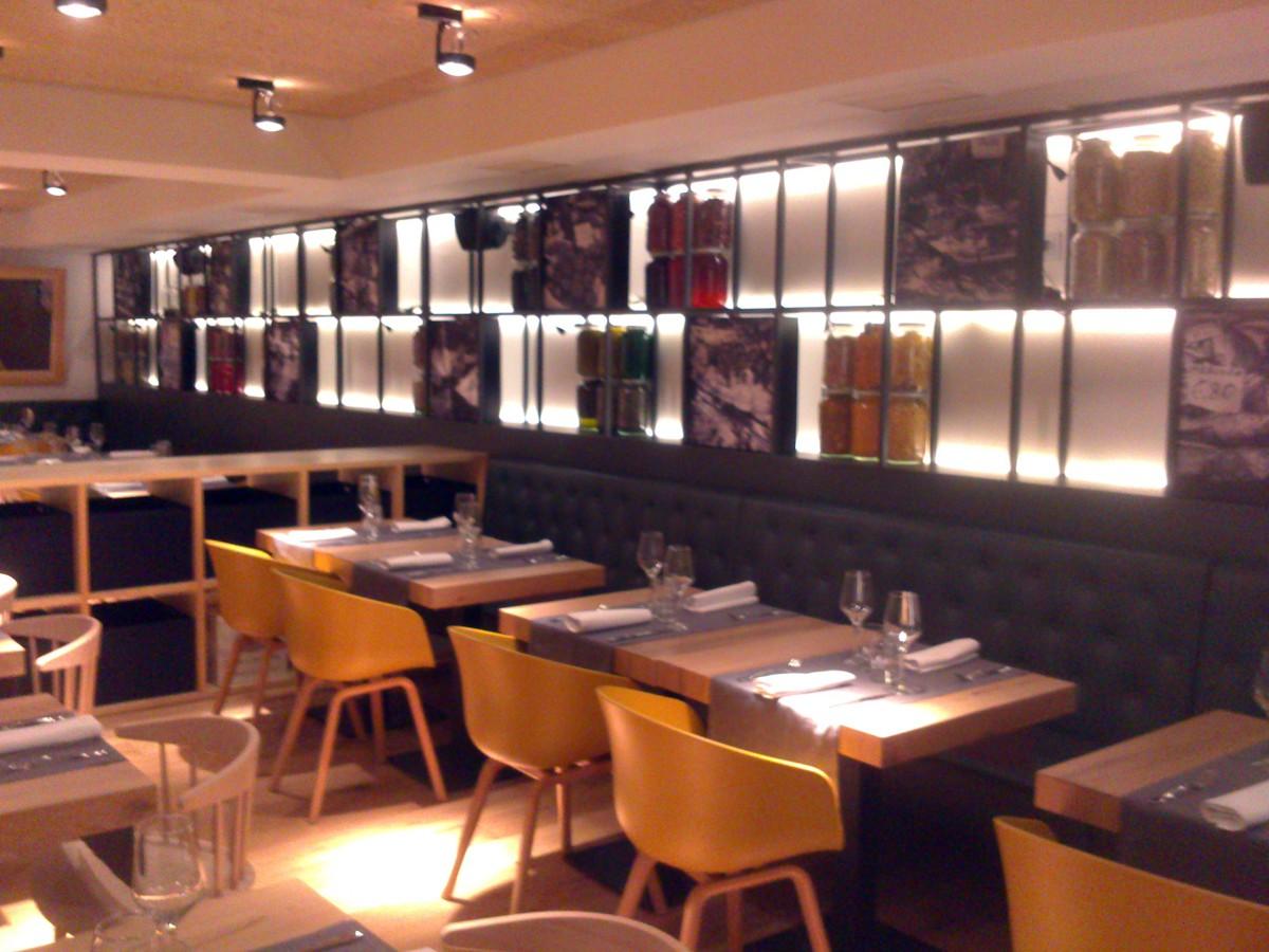 foto restaurante la maruca madrid de cerrajeriasdoje s