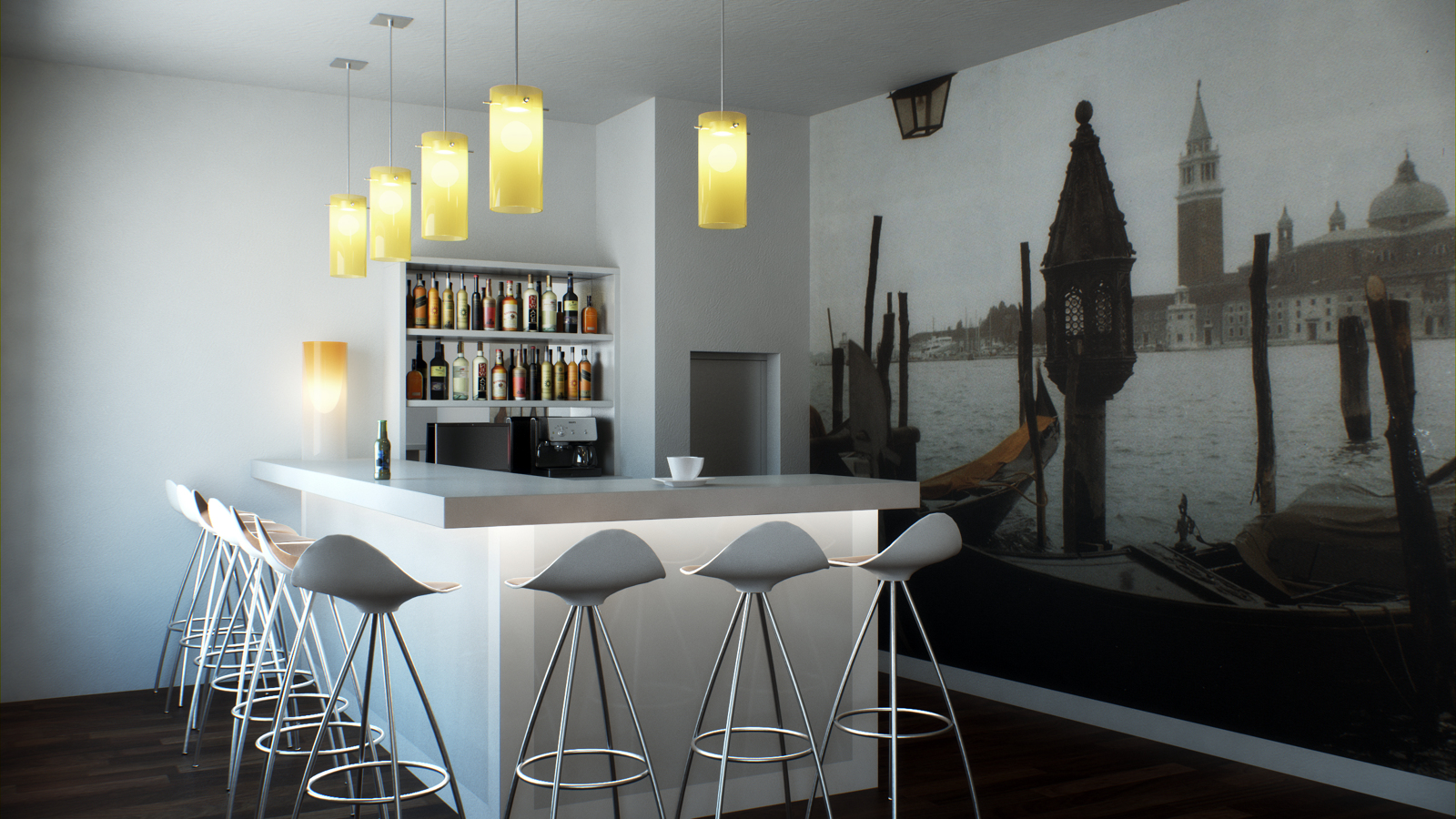 Foto restaurante mediterraneo de estudio 5s 281238 habitissimo - Muebles arroyo ceuta ...