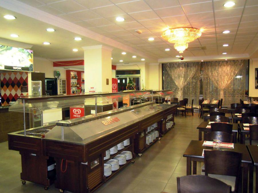 PROINED, realiza proyecto de Restaurante Wok.