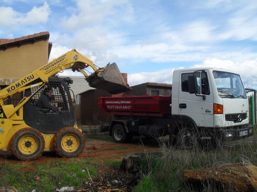 precio alquiler contenedor escombros latest precio
