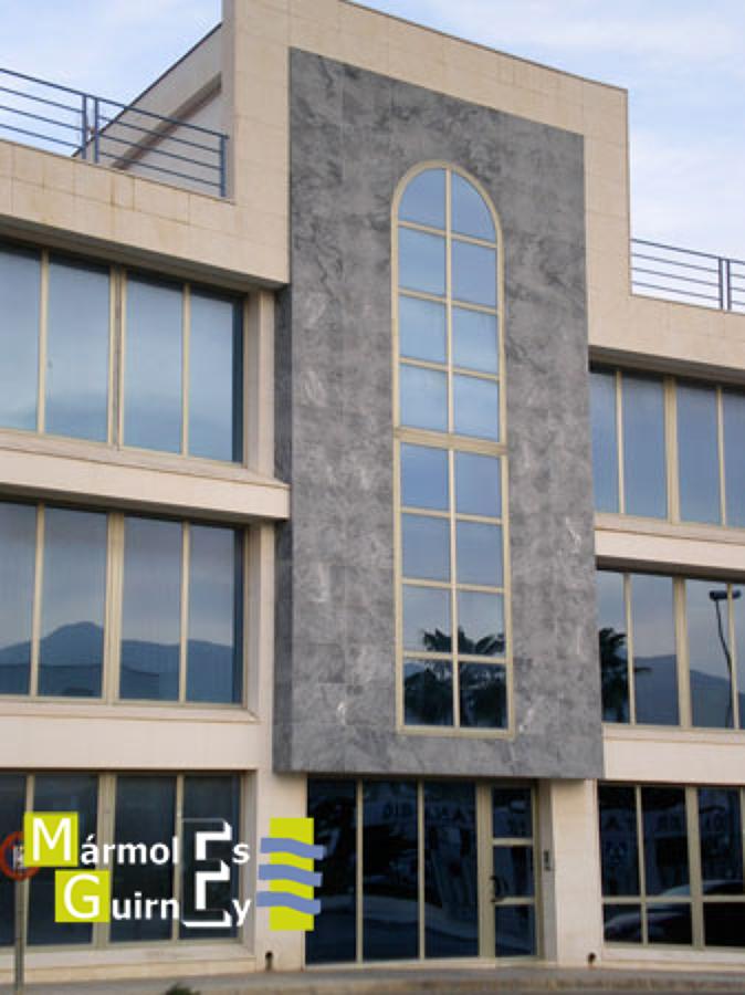 Foto revestimiento de fachada de m rmoles guirney 698436 habitissimo - Revestimiento de fachada ...