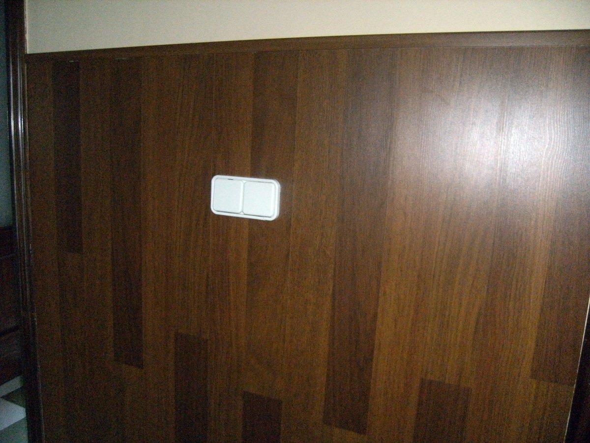 Foto revestimiento de paredes con frisos de jlparquet - Revestimiento de paredes madera ...
