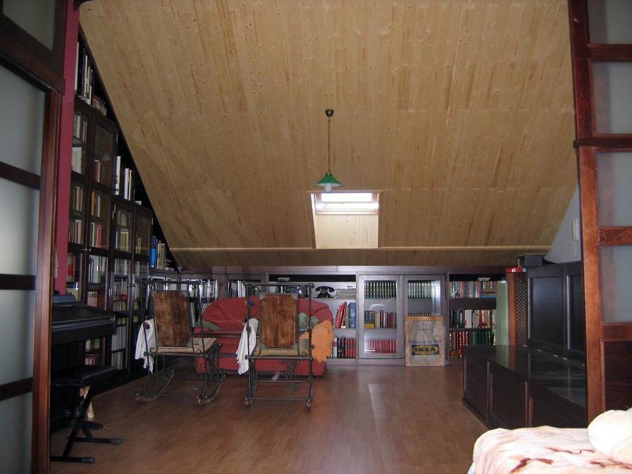 revestimientos techo y suelo
