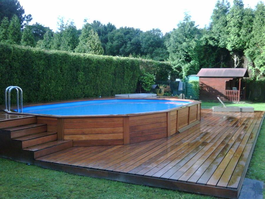 Revestimiento de piscina