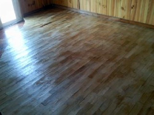 Foto revestir paredes y suelos laminados de jlparquet for Suelos laminados imagenes
